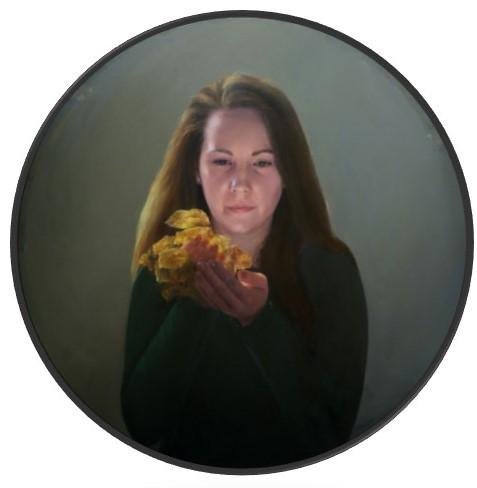 """KatarzynaAdamiak-Jaśnikowska   """"Autumn contemplation"""""""
