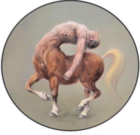 """Daniel Pielucha  """"Centaur"""""""